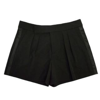 Polo Ralph Lauren Black Tailored Shorts