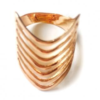 Vintage real gold ring