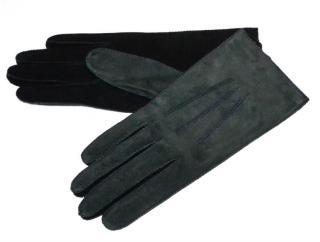Bottega Veneta suede gloves