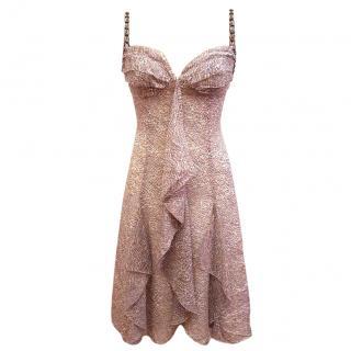 Amanda Wakeley Silk Dress