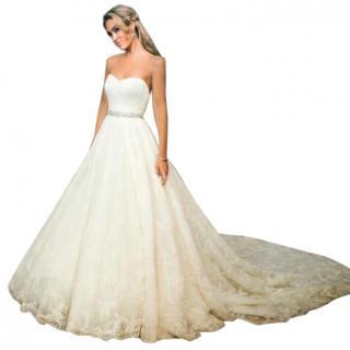 Caroline Castigliano Corset Couture Bespoke Wedding Dress