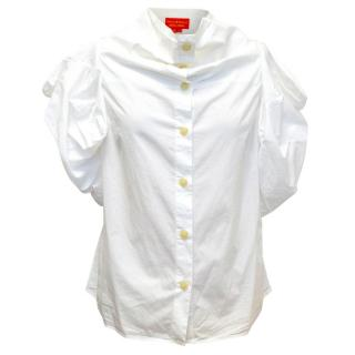 Vivienne Westwood Red Label White Short-Sleeved Shirt
