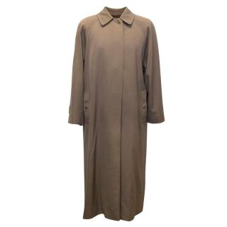 Burberry Brown Trench Coat