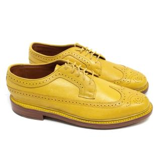 Forsheim by Duckie Brown Yellow Brogues
