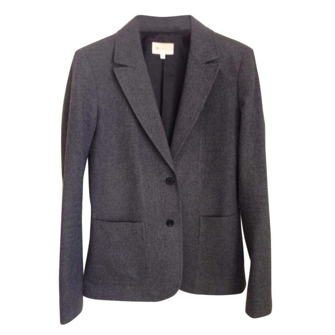 Vannesa Bruno wool suit jacket