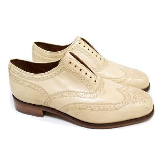 Florsheim by Duckie Brown Cream Brogues