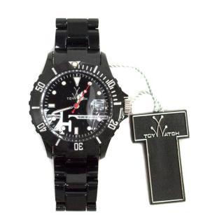 Black Toy Watch 25 Year of British Fashion Limited Edition