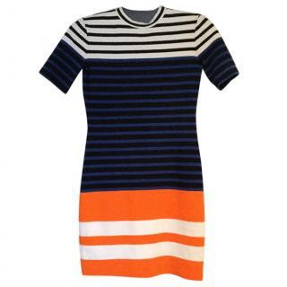 Alexander Wang stripy dress.