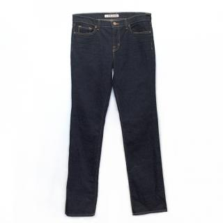 J Brand Cigarette Leg Jeans in Ink