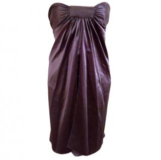 BNWT Amanda Wakeley Silk Evening Dress