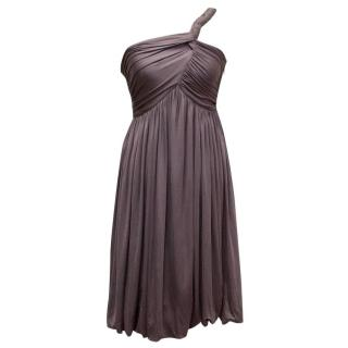 Derek Lam Mauve Silk Dress