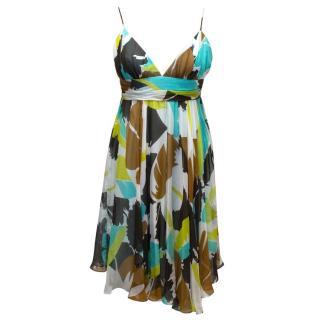 Milly Print Dress