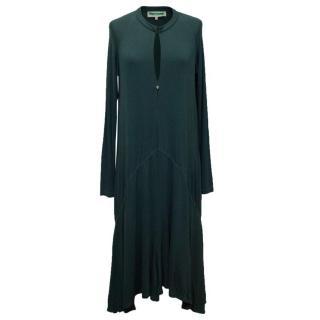 Stella McCartney Teal Dress