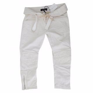 Isabel Marant etoile cropped trousers