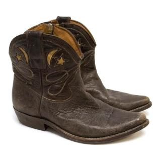 Golden Goose Cowboy Boots