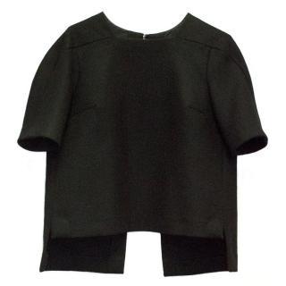 Stella McCartney Black Wool Top