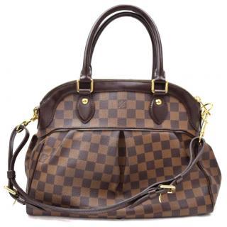 Louis Vuitton Shoulder Bag TreviPM N51997 Browns Damier