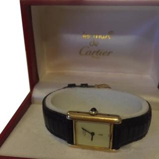 Cartier Ladies Vintage Watch