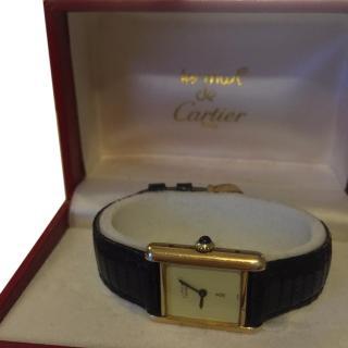 Cartier Ladies Vintage Watch
