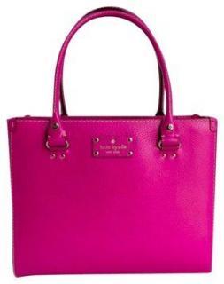 Kate Spade Wellesley bag in Magenta