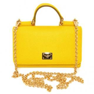 Dolce & Gabbana Sicily Von bag