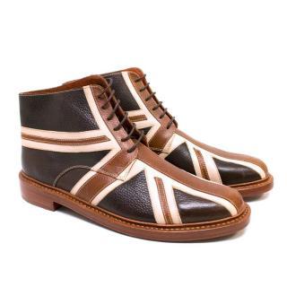 Florsheim Union Jack Boots