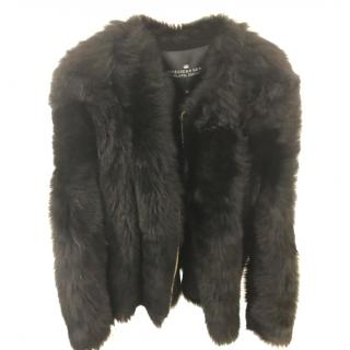 Designer Remix Fur Coat