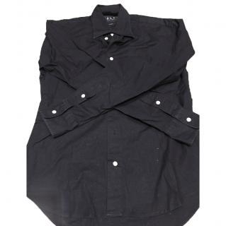 Ralph Lauren navy blue shirt