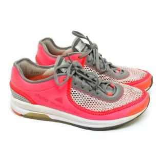 Adidas by Stella McCartney Neon Pink Trainers
