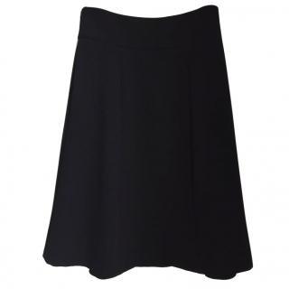 Sonia Rykel black mid-length skirt