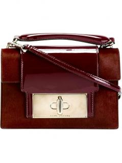 Marc Jacobs pony & polished mischief bag