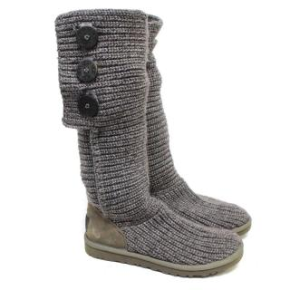 Ugg Classic Cardy in Grey