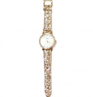Kate Spade Mulit Glitter Metro Grand Watch