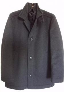 HUGO BOSS wool & cashmere coat