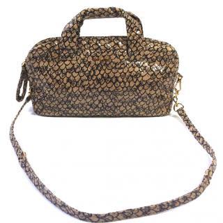 Miu Miu Python Hand Bag