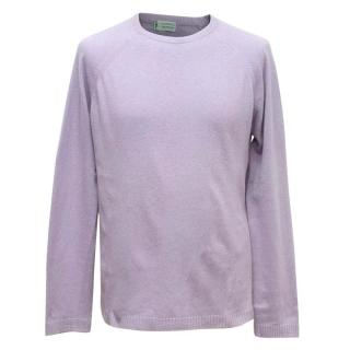 Clements Ribeiro Lilac Cashmere Jumper