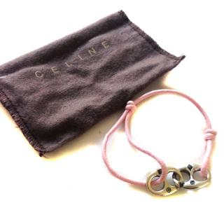 Celine silver bracelet