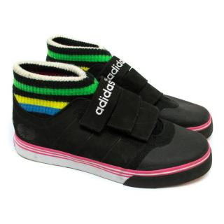 Adidas Carlo Gruber Sock Ankle Velcro Trainers