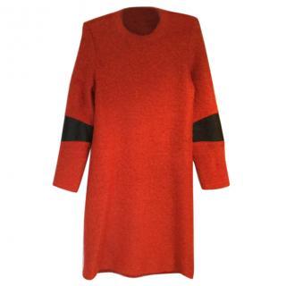 Markus Lupfer wool dress