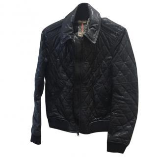 Burberry Brit women's  leather jacket