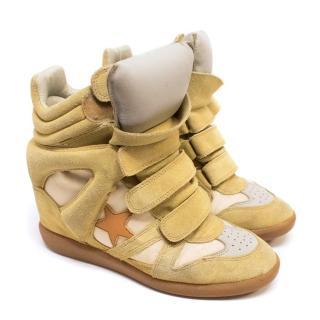 Isabel Marant American Bayley Heeled Sneakers