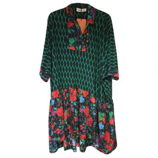 Kenzo for H and M dress