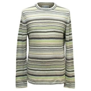 Clements Riberio Striped Jumper