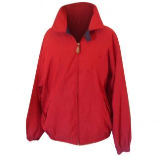 Timberland men's red jacket
