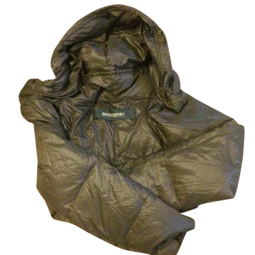 ERMANNO SCERVINO cropped sleeve jacket size S