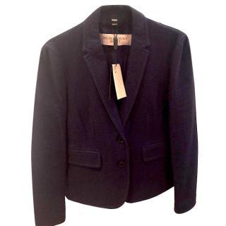 Burberry dark blue blazer