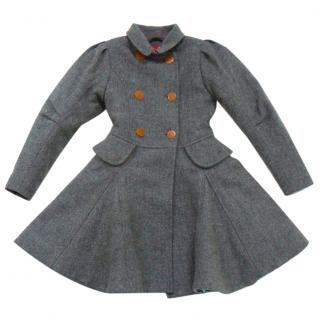 No Added Sugar Girl's Wool Coat