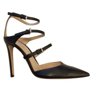 Gianvito rossi carey court shoes