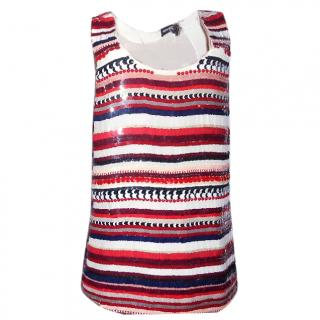 Sonia Rykiel tunic top