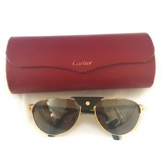 Cartier Santos men's sunglasses